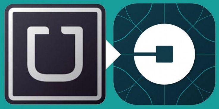 Por qué todos odian el nuevo logo de Uber | Los usuarios recurrieron a las redes sociales y las tiendas de aplicaciones para expresar su enojo