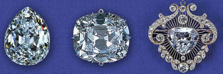 Berlian Cullinan adalah berlian terbesar di dunia yang pernah ditemukan, dengan berat berlian mentahnya mencapai 3.106,75 carat dan menjadi berlian termahal di dunia.