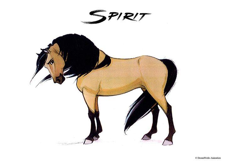 "Spirit ""Spirit, el corcel indomable"" https://es.pinterest.com/isabeldcabado                                                                                                                                                                                 Más"