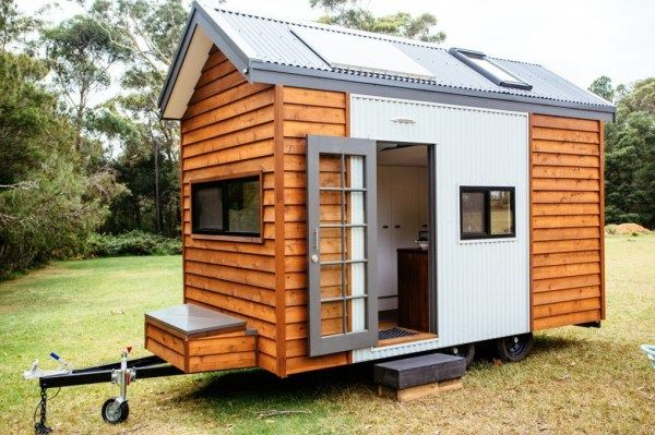 Independent Series 4800dl Tiny House On Wheels Tiny Homes Tiny