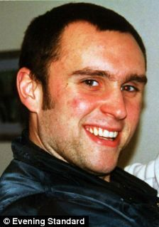 Kenneth Noye, 52, who was found guilty earlier this year of the murder of Stephen Cameron, 21, during a road rage fight on the M25 Swanley interchange in Kent on May 19, 1996