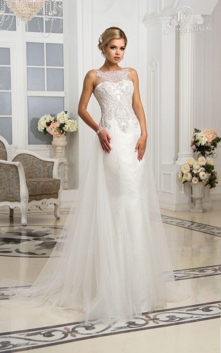 Свадебное платье Марсель