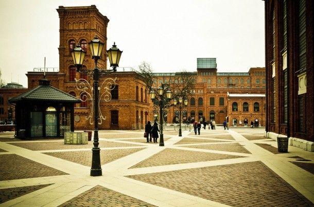 Manufaktura Lodz Poland  #city #manufaktura #lodz #poland #photography