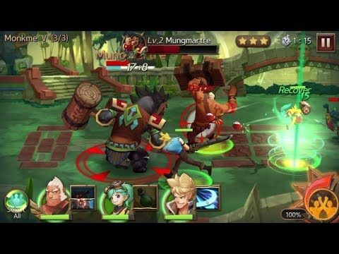 Hunters League RPG FACEBOOK GAMEplay #2 - Hunters League is a Free to play Role Playing Multiplayer Game featuring Cross platform play among iOS Android and PC via Facebook Gameroom