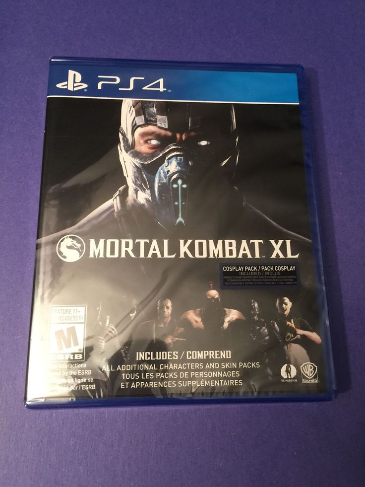 All Mortal Kombat Games