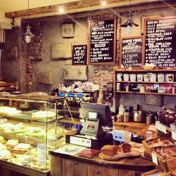 26 best Coffee Shop Decor images on Pinterest | Bakery shops ...