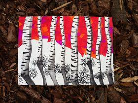 Meet The Creative Part of Me : De smukke birketræer