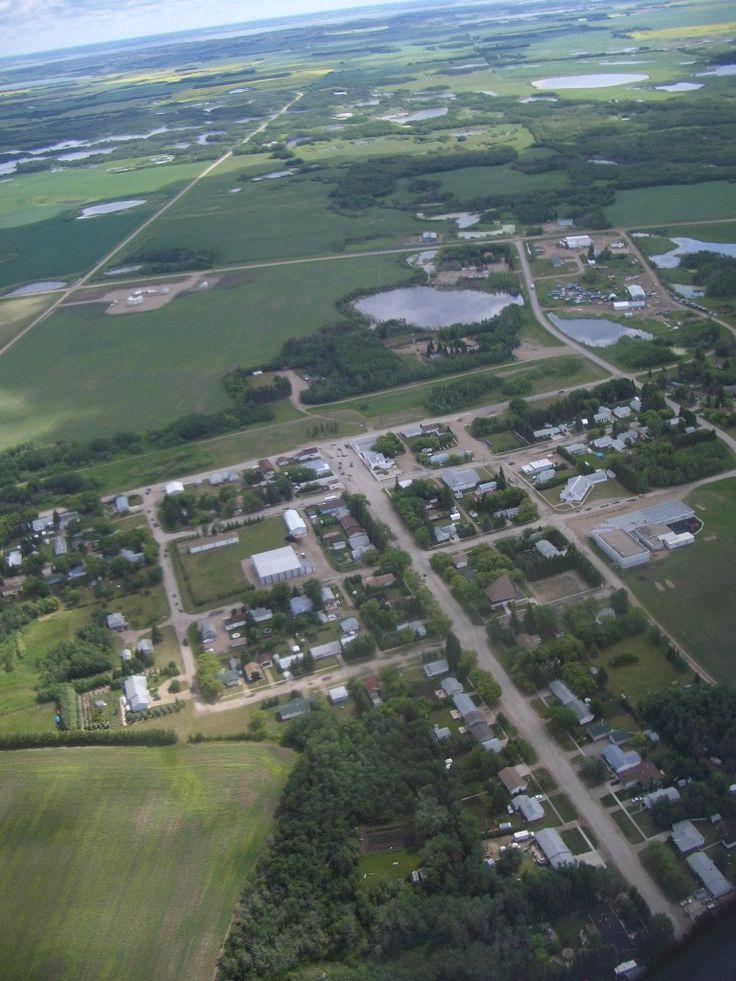 Aerial photo of Middle Lake #middlelake #lucienlake #aerialphoto