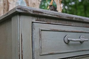 Painting and Distressing Furniture – American Paint Company Style — American Paint Company
