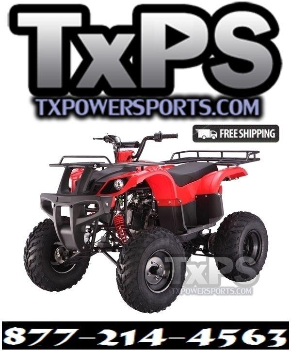 Taotao BULL150 150CC ATV. Free Shipping. Sale Price: $1,149.00