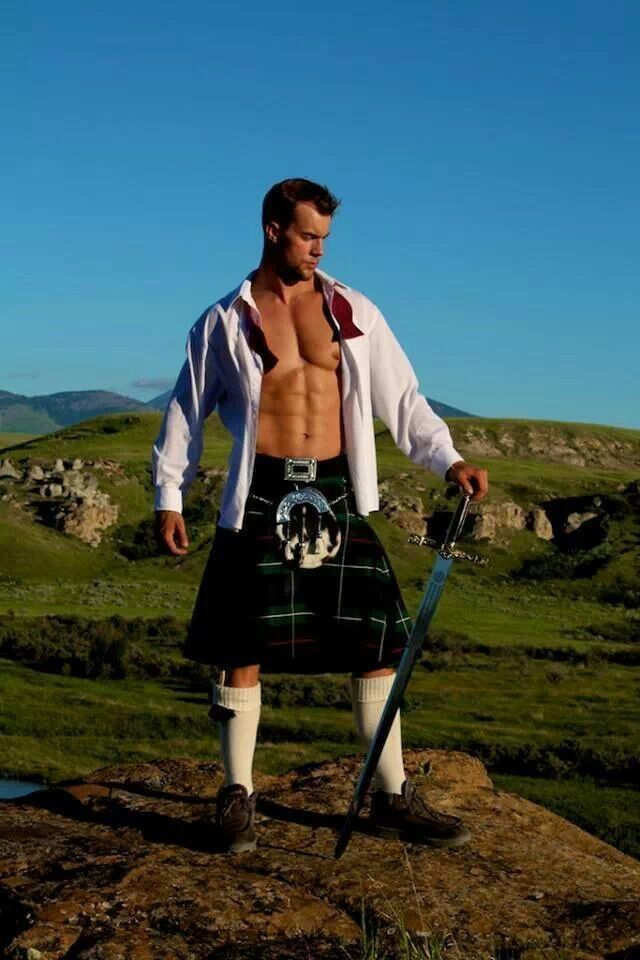 men of scotland