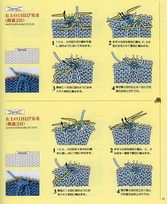 Knitting Symbols Japanese : Best japaneese knitting symbols images on pinterest