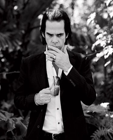 The men who are great today are so marginalized they're almost by definition weird. Nick Cave, for instance.  Read more: The Weirdest Men of Our Time - Esquire