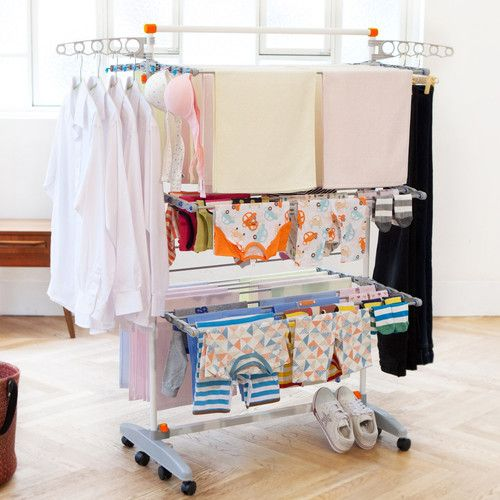 Indoor Drying Cabinet ~ Best ideas about clothes drying racks on pinterest