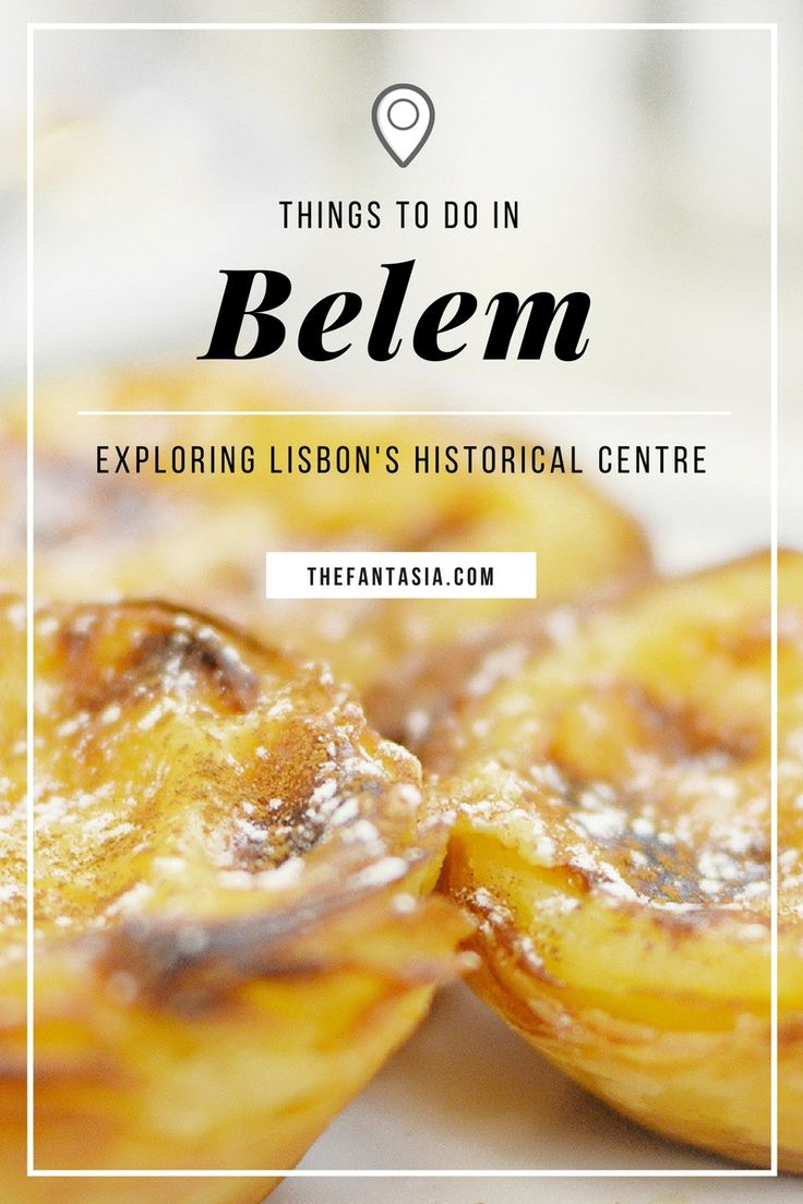 This is the gorgeous Belem in Lisbon, known as its historic centre and here's my list of things to do in Belem!