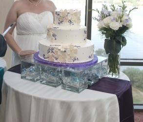 Easy Diy Wedding Decorations Cupcakes And Cakes Wedding Cake