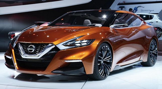 2017 Nissan Murano Redesign Exterior - http://newautocarhq.com/2017-nissan-murano-redesign-exterior/