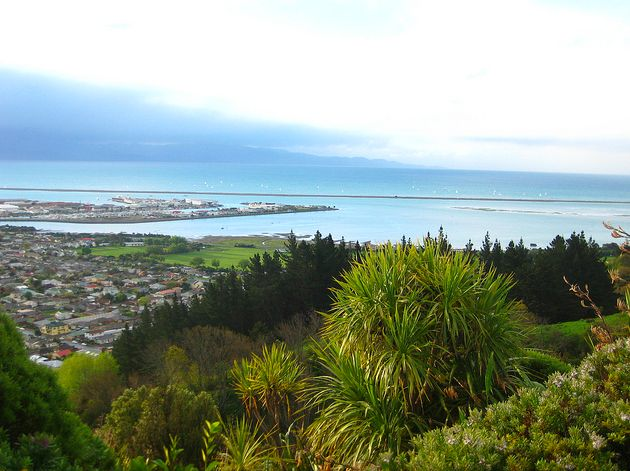 View from the Centre of New Zealand in Nelson, New Zealand #travel #photography #newzealand #beautiful #nelson #scenic #outdoors #hiking #view #pretty