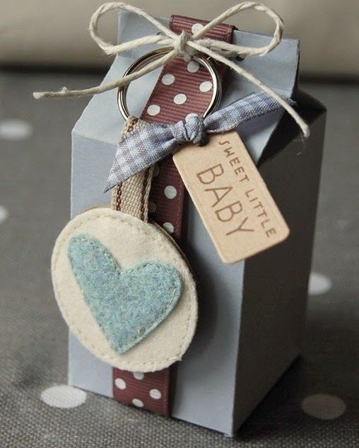 ♥baby gift wrapping