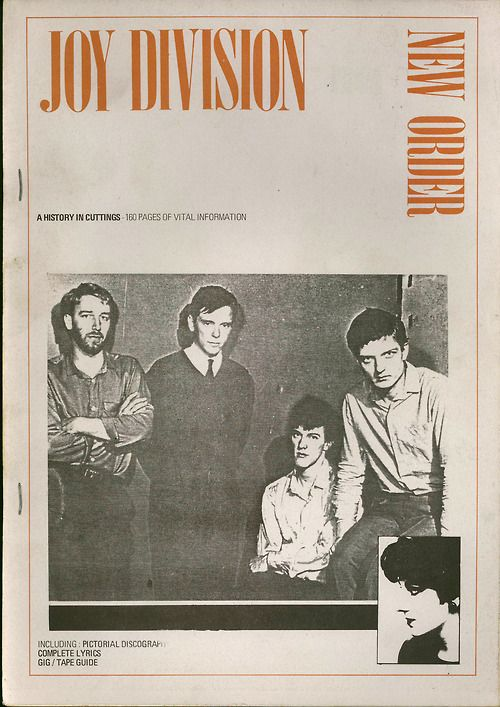 Joy Division / New Order - A History In Cuttings