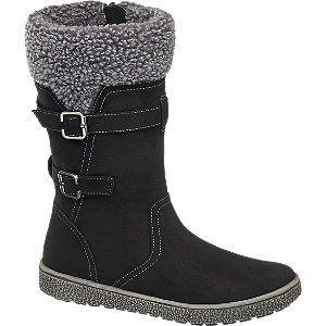 #Graceland #Boots #schwarz für #Kinder - Bei diesem schwarzen Kinder Stiefel von…