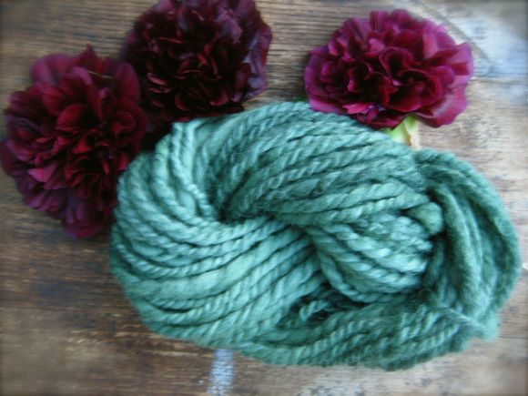 Hollyhock dye... MUST plant!