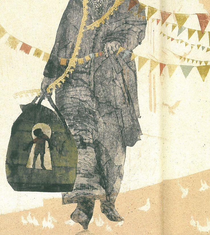 Kaatje Vermeire. La señora y el niño. Barbara Fiore, 2009