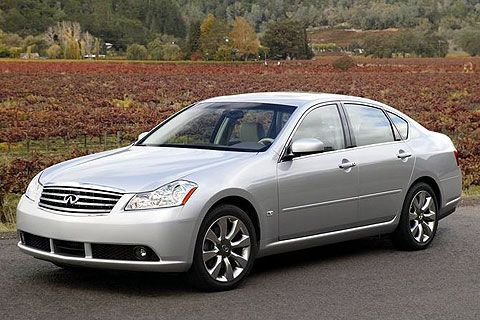 Infiniti M35X AWD Sedan...... between this or an Acura