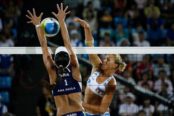 All About Volleyball Blocking
