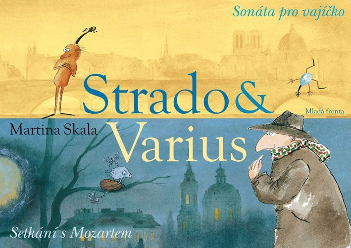 Ve vydavatelství Mladá fronta vyšly 2 knihy Martiny Skaly | Kniha.cz - slevy až 20 %
