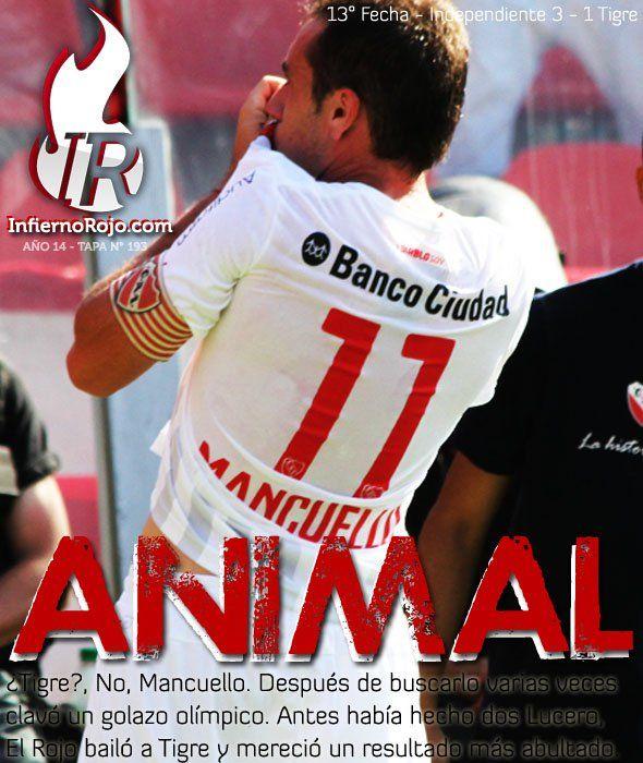 La Tapa de InfiernoRojo: 13° Fecha AFA 2014 | InfiernoRojo.com – Club Atletico Independiente