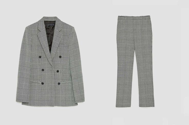 Traje Zara 119.90€