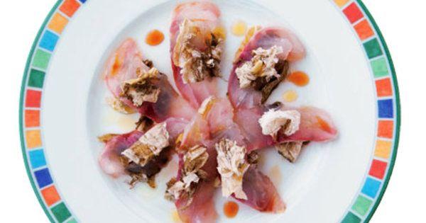 刺身と昆布を合わせるだけの、即席昆布締め。|『ELLE gourmet(エル・グルメ)』はおしゃれで簡単なレシピが満載!