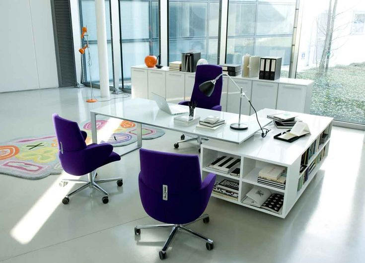 glass office furniture. office workspace multifunction of glass top table with racks and swivel chairs combiner furniture