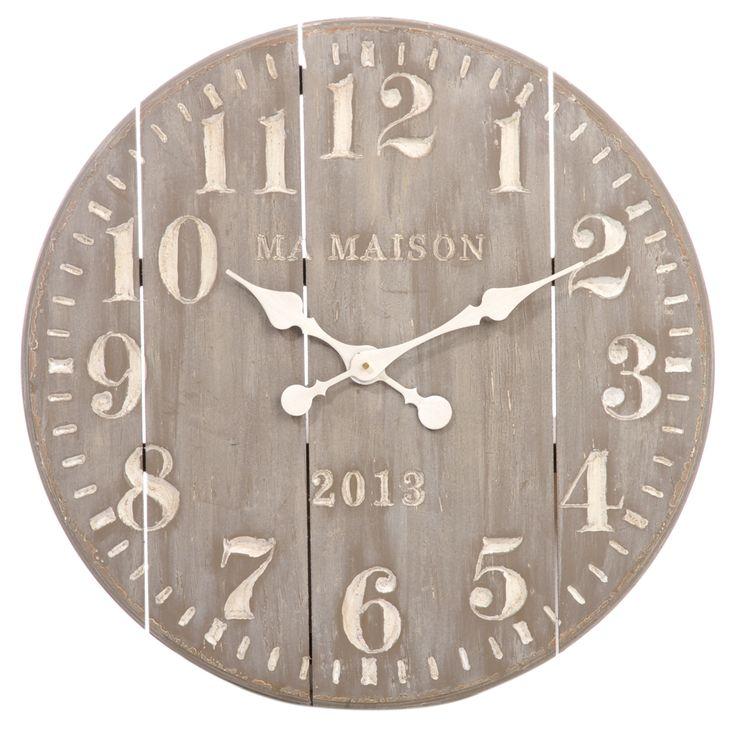 Villa Coloniale - zegar / clock
