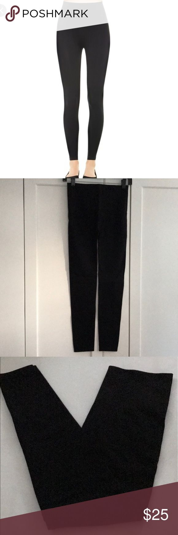 """Spanx assets leggings Spanx red hot assets leggings.....worn once.....like new condition.....inseam 26"""" SPANX Pants Leggings"""