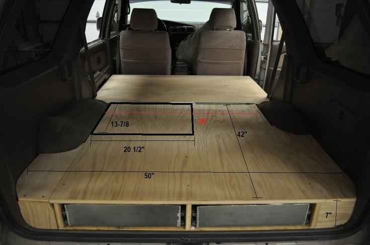 GottaBe's rear cargo box build – Toyota 4Runner Forum – Largest 4Runner Forum