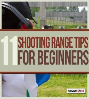 11 Things to Know if You're New to Shooting | Survival Prepping Tips & Ideas  by Survival Life at http://survivallife.com/2015/03/20/11/11-things-to-know-new-to-shooting
