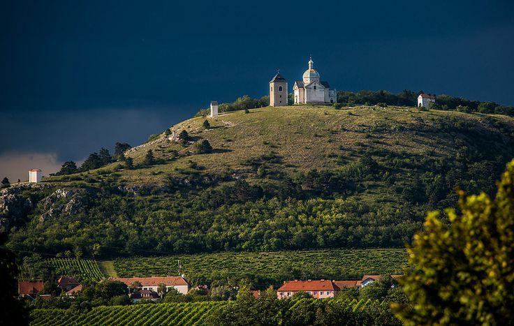 St. Sebastian Chapel on the Holy Hill (Svatý Kopeček)   Flickr - Photo Sharing!