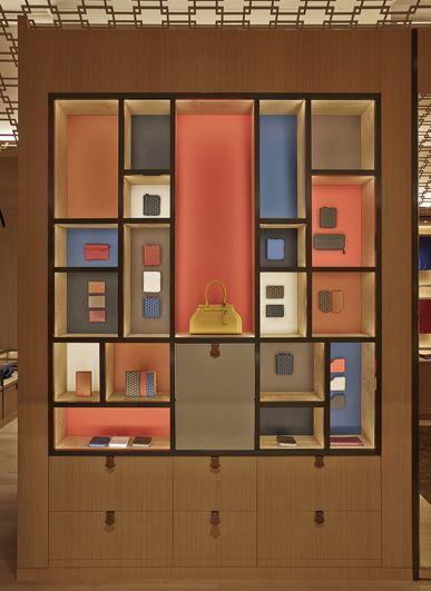 Maison Moynat, London | WORKS - CURIOSITY - キュリオシティ -