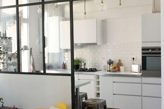 Après : la cuisine simple mais fonctionnelle dAurélie se modernise (3)