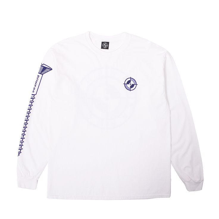 Premium cotton Registration Screw Longsleeve T-Shirt from Powers.
