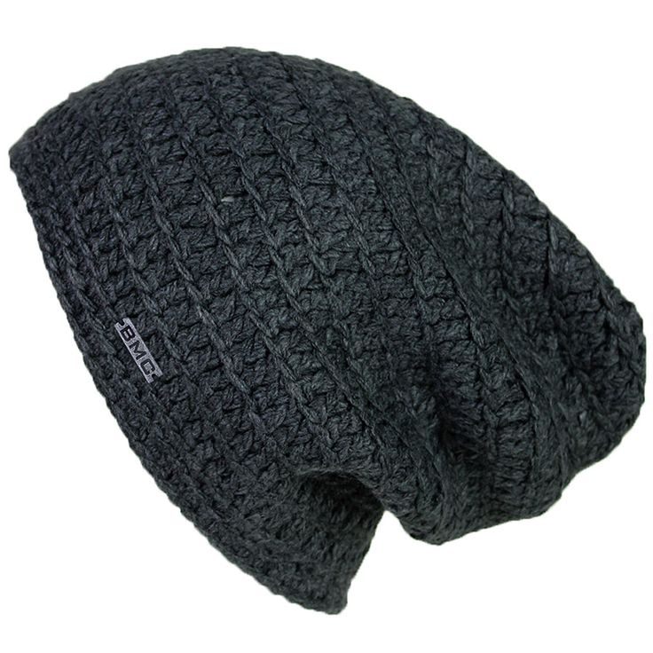 - Description - Specs - Washing - Womens Slouchy Beanie - This over-sized beanie is a King & Fifth classic, sure to become your new favorite. It is hand-crocheted out of our super cozy acrylic yarn wi