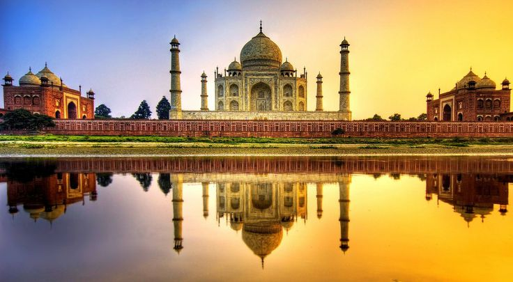 The Taj!! by Partha Ghosh on 500px