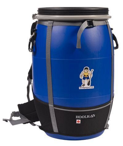 60L Barrel Harness $89.98 visit http://www.hooligangear.com/ would be amazing for camp/canoe trips :)