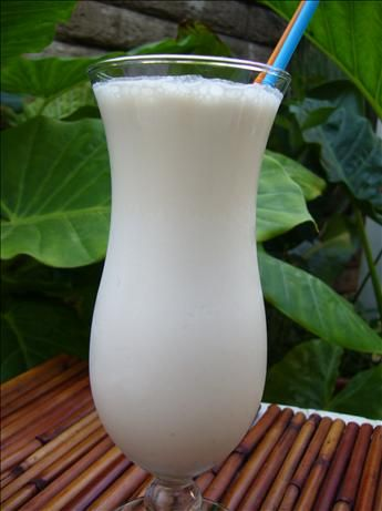 How I miss my Sunday afternoons on the beach with a bushwacker ...