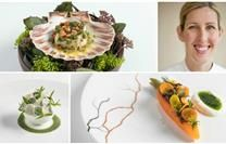 9 Dishes from Clare Smyth's First Solo Restaurant