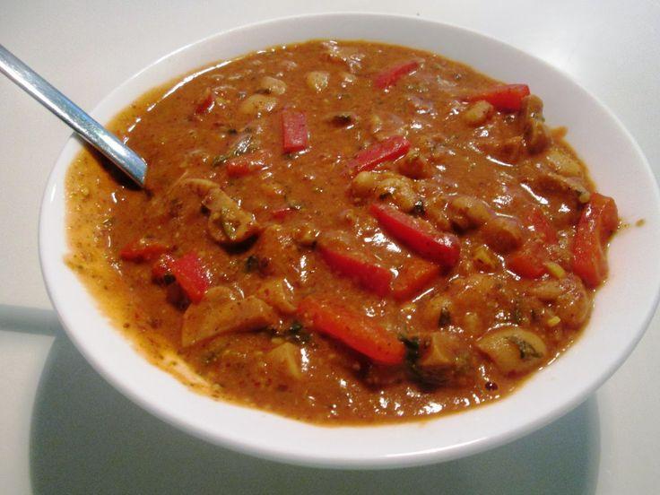 En verden af smag!: Vegetarisk Korma