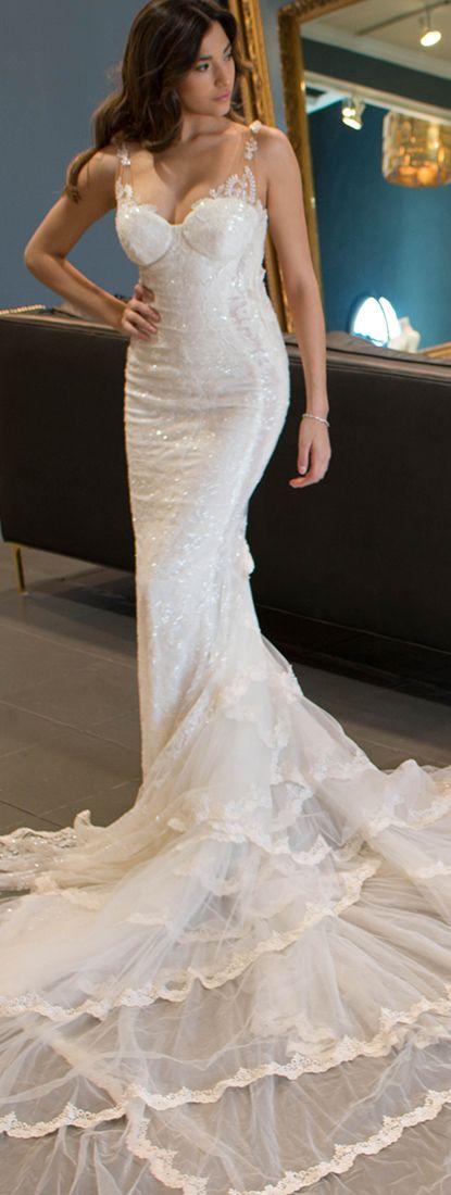 Luxury bridal dresses galia lahav haute couture for Haute couture photoshoot