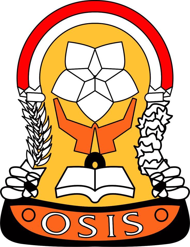 Download Logo OSIS Vector CDR Ilustrator, Gambar, Bingkai